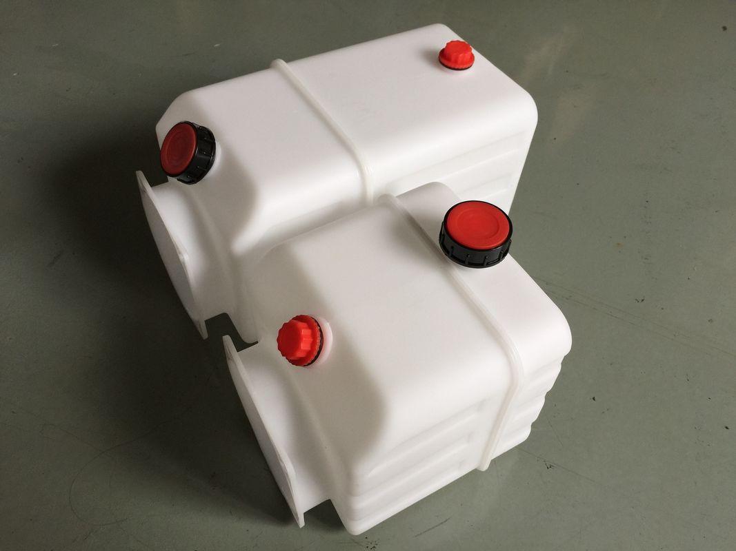 Hydrostatic Transmission Mini Tank : Serbatoio dell olio idraulico di plastica del montaggio