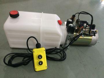 Doppio blocco alimentatore di potenza idraulica sostituto ad alta pressione per il rimorchio del ribaltatore